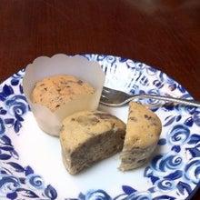 アロマテラピー生活術-バラのカップケーキ