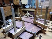 神戸楽器店 リードマンのブログ-裏板接合