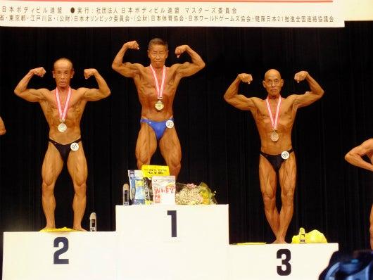duke13のブログ2012 日本マスターズボディビル選手権大会コメント