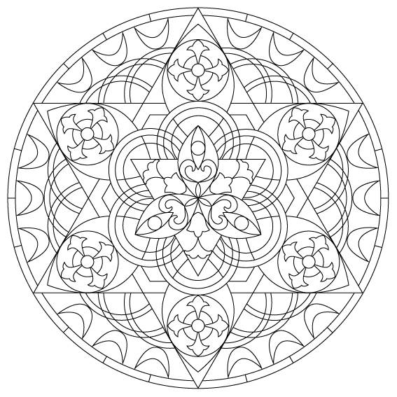 My garden colouring pages - Amiba Colouring Pages Page 2