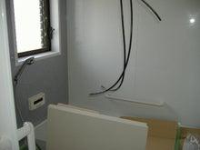 甘棠のブログ-浴室は敗戦がダラリ