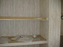 甘棠のブログ-家事室の棚