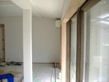 甘棠のブログ-リビング収納前から窓際を撮影