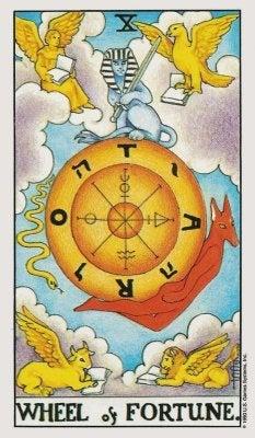 みさきのゑHAPPYになるブログ-運命の輪