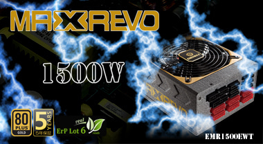 -MAXREVO EMR1500EWT