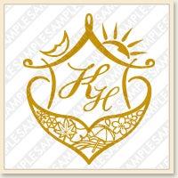 $ウエディングロゴマークで作る、ふたりらしいオリジナル結婚式☆