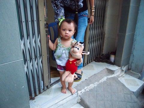 ベトナム(ホーチミン)の旅行について-ベトナムの子供たち