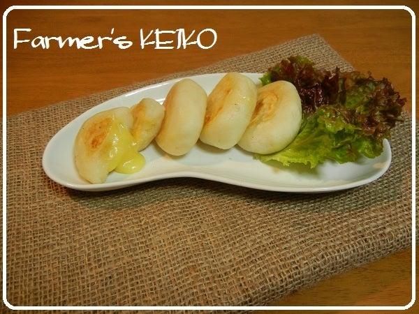 祝♪ つくれぽ1000人「チーズ入りじゃがいも餅」&『やみつき系じゃがいもレシピ特集』|Farmers KEIKO オフィシャルブログ「Farmers KEIKO 農家の台所」Powered