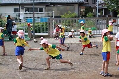 若草幼稚園-卒園式2