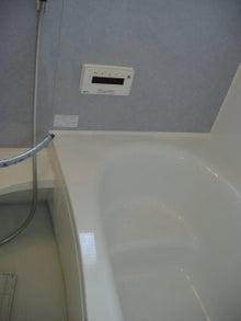 甘棠のブログ-浴室、バスタブ