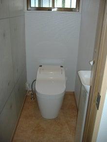 甘棠のブログ-1階のトイレ