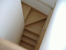 甘棠のブログ-階段