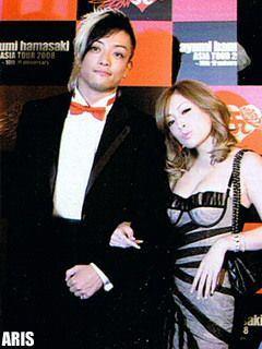 アユ バック ダンサー 浜崎あゆみの背後に映り込むティミーについて過去の顔画像とまとめ