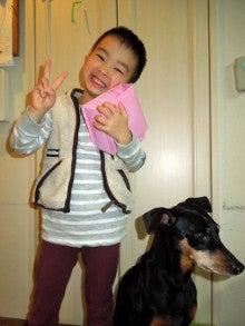"""おしゃべり""""セラ""""のひとりゴト-セラ6歳BD-3"""