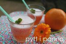 市川市の料理教室pytt i panna-グレープフルーツ
