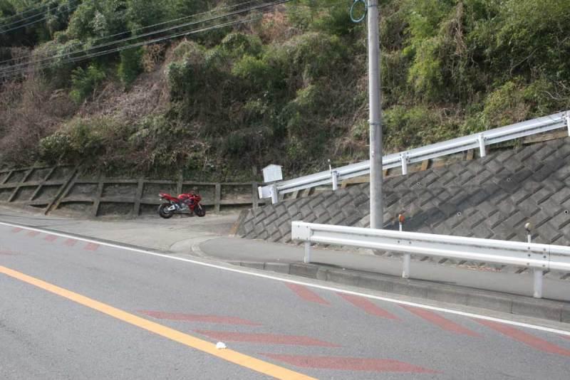 小沢城/登城口