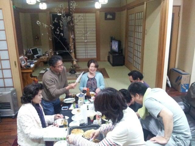 歩き人ふみの徒歩世界旅行 日本・台湾編-宴の始まり