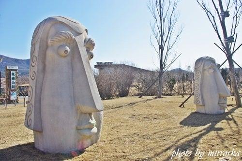 中国大連生活・観光旅行ニュース**-大連天地 公園