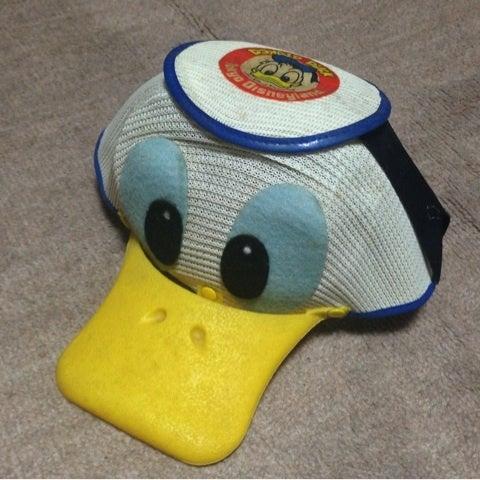 ドナルドダックの帽子です。 photo01