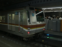 あゆ好き2号のあゆバカ日記-メトロ7000系
