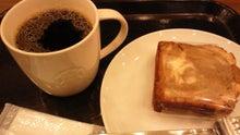 31歳からのスイーツ道#-Coffee & Espresso ケーキキャラマキ@スタバ