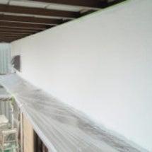 草加市外壁塗装続き