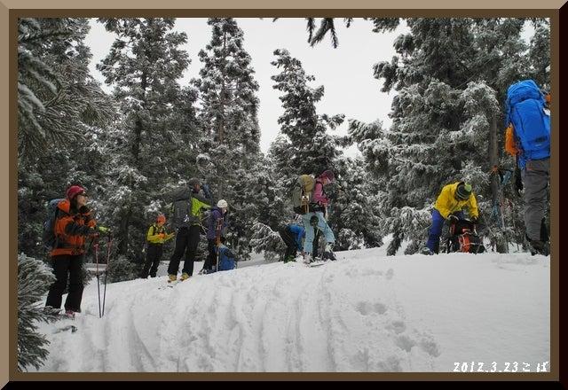 ロフトで綴る山と山スキー-0323_0849