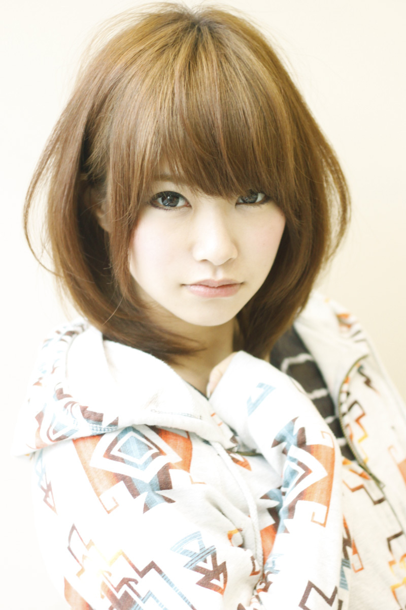 髪型 ショート パーマ 面長 Gojasu Utsukushidesu