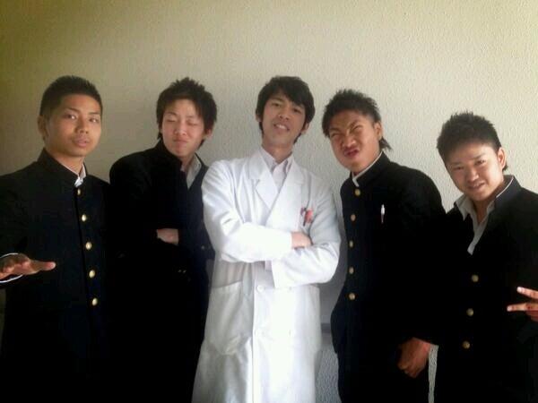 北豊島工業高等学校制服画像