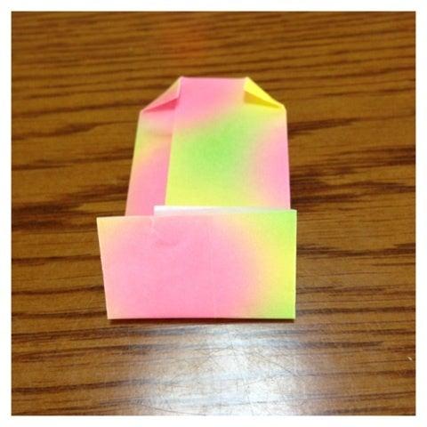 ハート 折り紙 折り紙で作るお守り : ameblo.jp