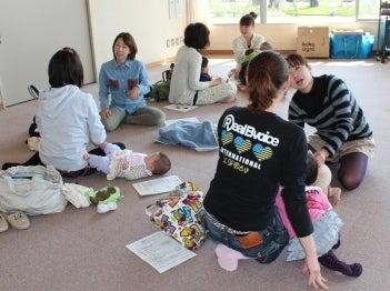 $赤ちゃんのぐずり解消!0歳でできるベビーサイン:清須-taiken