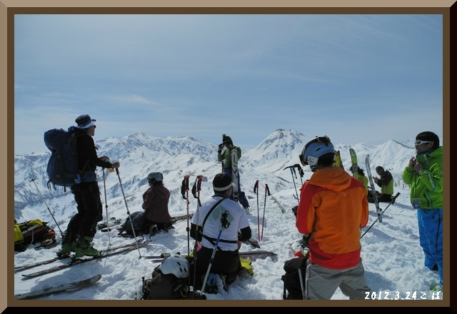 ロフトで綴る山と山スキー-0324_1115