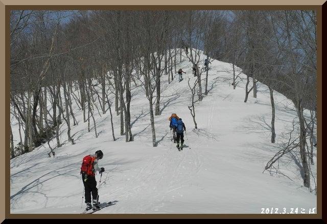 ロフトで綴る山と山スキー-0324_1221