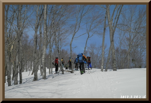 ロフトで綴る山と山スキー-0324_1218