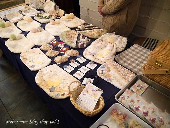 【二子玉川】atelier mim 1day shop-atelier mim 1day shop vol,1