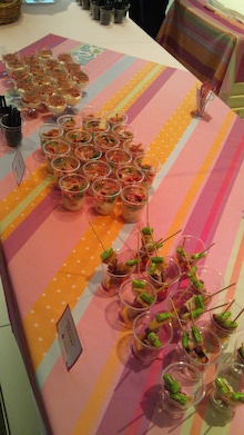 料理教室 Assiette de KINU 料理日記