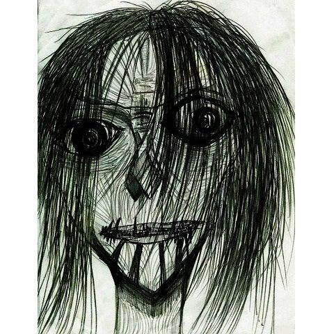 野崎コンビーフはトラウマ級の怖い絵?検索しては …