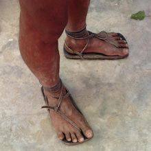 気功と霊能の【星のたからばこ☆彡(旧・れんげ工房)】-ララムリの足