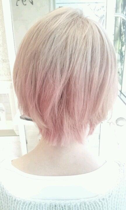外国人風ヘアカラー オシャレ Hair Salon Tornado 高沼  の ブログピンクベージュ ヘアカラー ホワイトピンクベージュ ヘアカラー 薄ピンク 髪色 キャンディピンクコメント