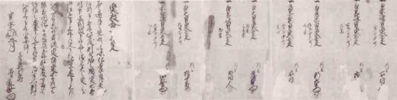 帝國ノ犬達-御犬毛付帳