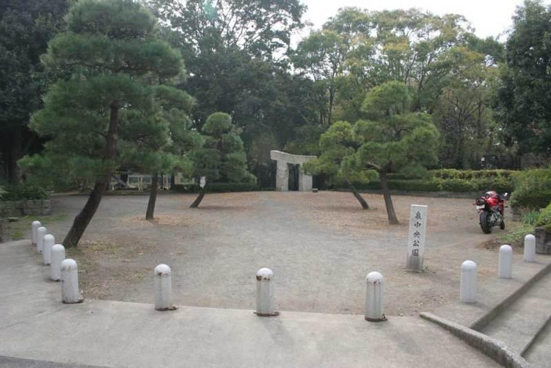 中和田城/泉中央公園