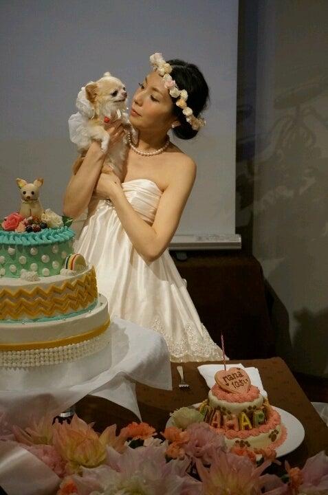 ウエディングケーキ。|よっこ ...