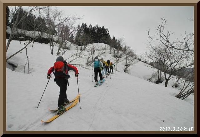 ロフトで綴る山と山スキー-0330_0708