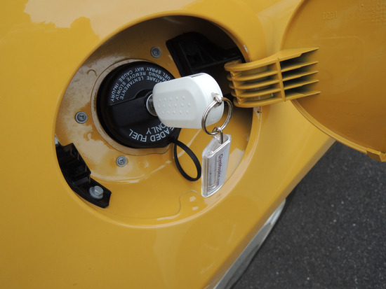 Laserblue Elise Diary in UK-500c-fuel lid3