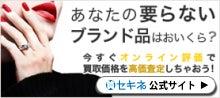 お得にブランド品GET!!質セキネのブログ