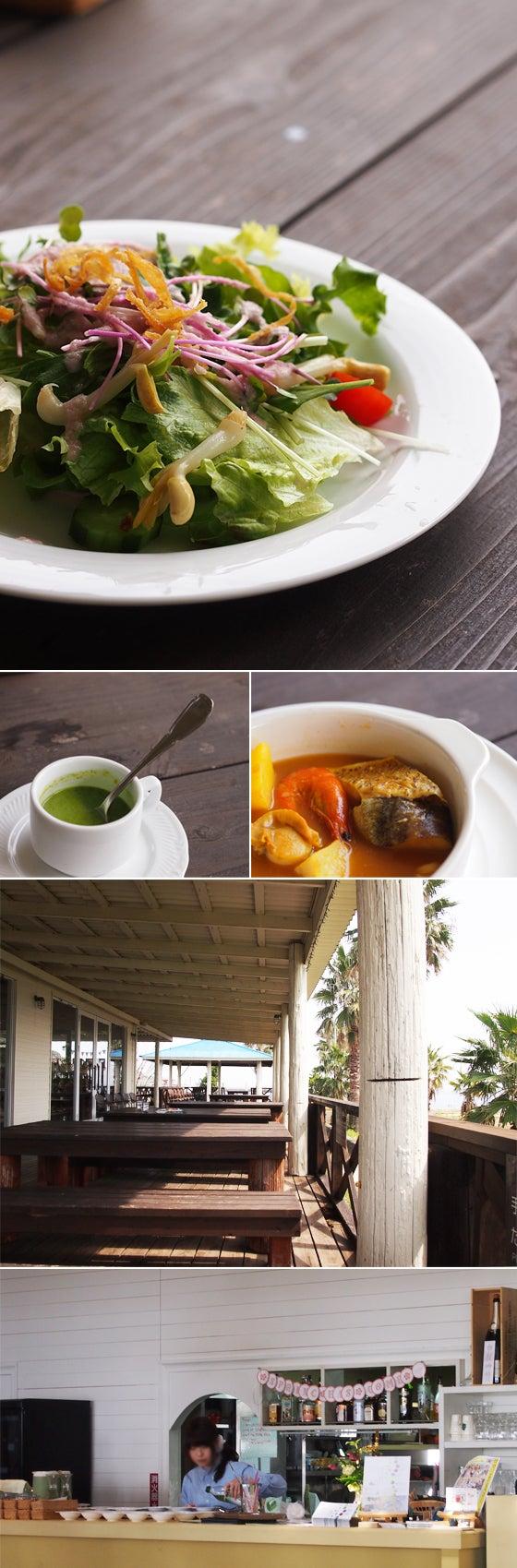 能古島オーシャンズキッチン:ランチ