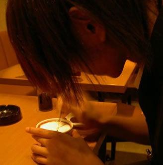 佐渡の洋食屋店長のブログ-アートカフェオレ
