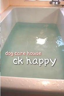 $愛犬のケアハウスckhappy