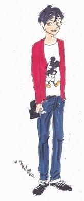 ユニクロちゃんのどかのコーディネートブログ