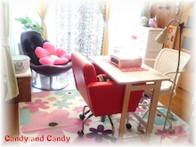 $*Candy and Candy* nail salon